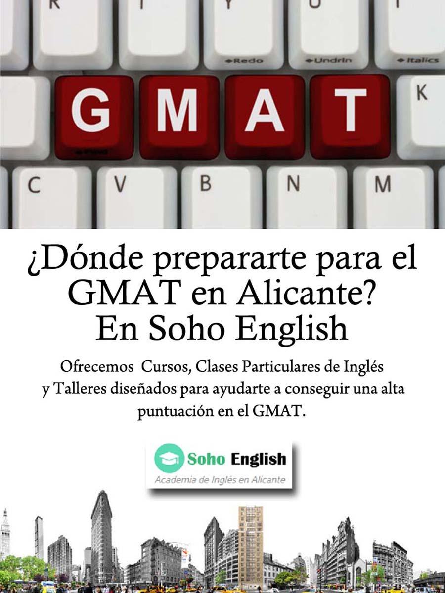 Curso de Preparación Inglés para el GMAT