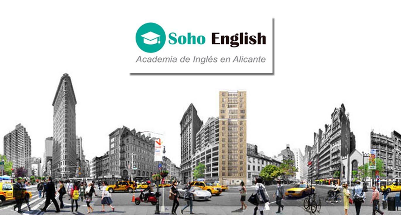 Soho English Academia de Inglés en Alicante